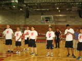 Alaska Training Camp at CSI Stadia
