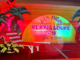 Mermia Loure's Hawaiian 18th birthday Party