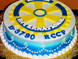 Rotary Club of Central Pangasinan Induction Ceremony